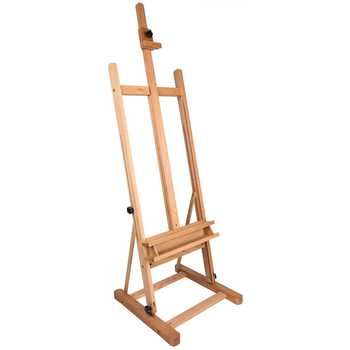 Studio Floor Easel With Tray